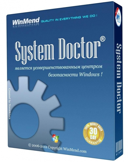 WinMend System Doctor 1.7.2 + Rus