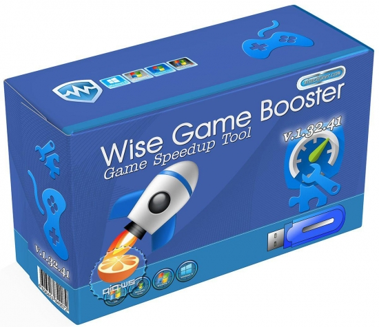 Wise Game Booster v1.36.45 RePack by Karb10