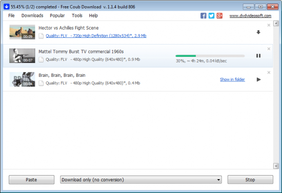 Free Coub Download 1.1.21.1117