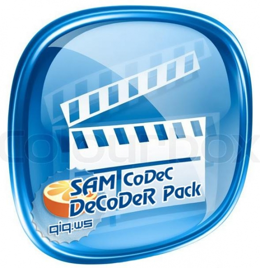 SAM CoDeC & DeCoDeR Pack 2015 5.90 Final + QuickTime Alternative & Real MediaAlternative Filtirləri
