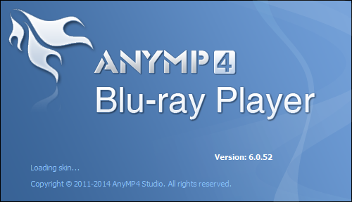AnyMP4 Blu-ray Player 6.0.86.32636