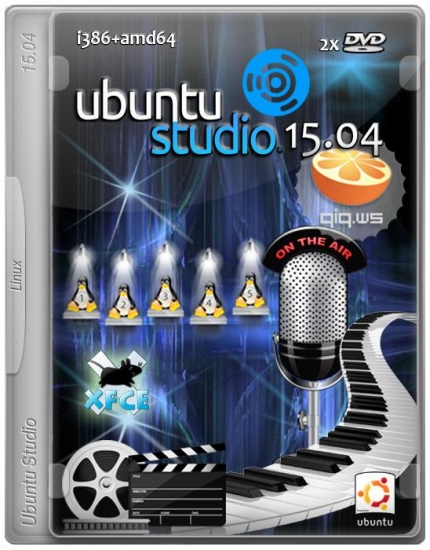 Ubuntu Studio 18.10 (amd64)
