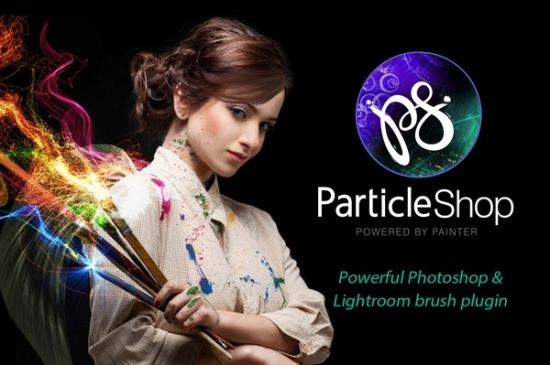 Corel ParticleShop 1.2.553 Plugin