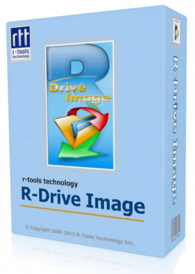 R-Drive Image 6.2.Build.6207 RePack (& Portable)