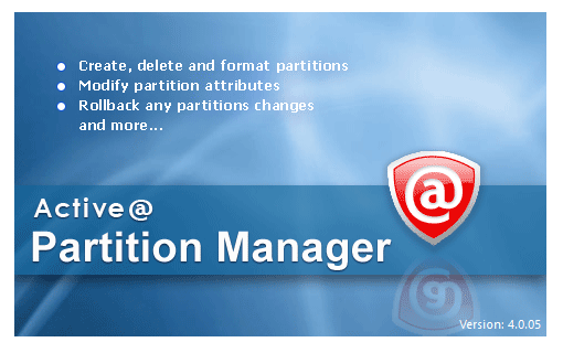 Active@ Partition Manager v5.0.15