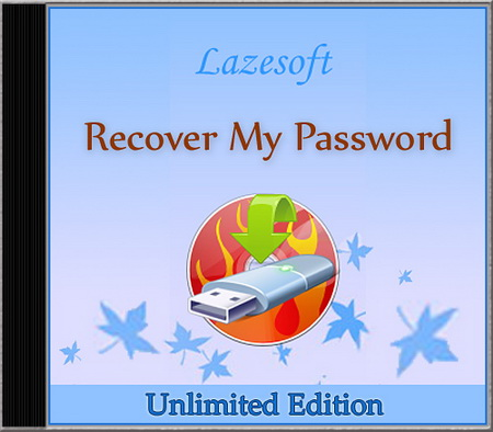 Lazesoft Recover My Password 4.0.0.1 Unlimited Edition WinPE BootCD