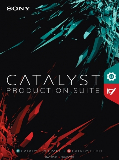 Sony Catalyst Production Suite 2015.1.2.177