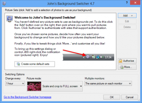 John's Background Switcher v4.11.0.2