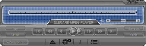 Elecard MPEG Player 6.0 Build 40905 130827
