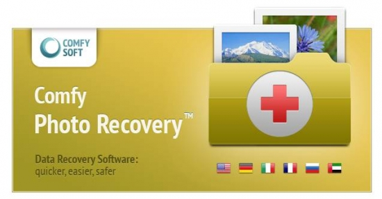 Comfy Photo Recovery 4.4