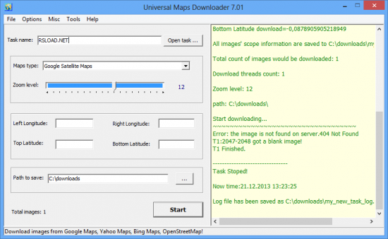 Universal Maps Downloader 7.515
