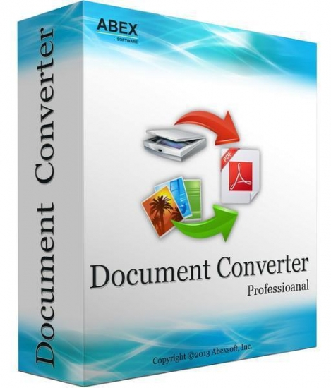 Abex Document Converter Pro 4.0.0
