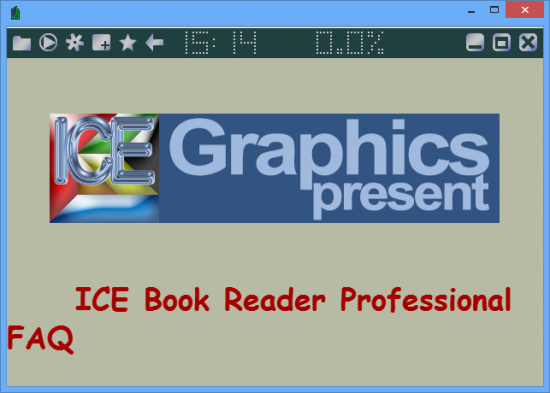 ICE Book Reader Professional 9.4.6