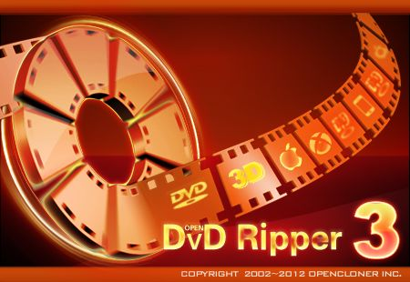 Open DVD Ripper 3.90 Build 517