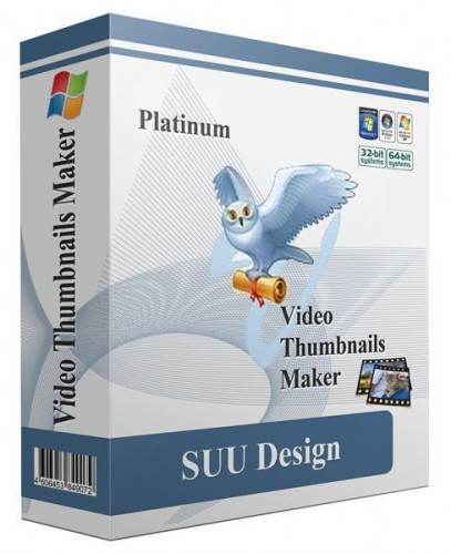 Video Thumbnails Maker v9.0.0.0 + Platinum + Portable