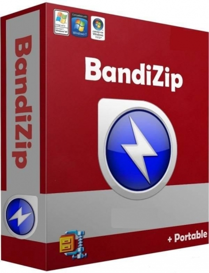 Bandizip 5.13 Build 12886 Final + Portable