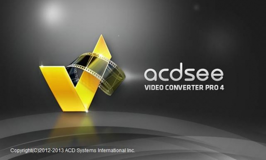 ACDSee Video Converter Pro 4.1.0.166