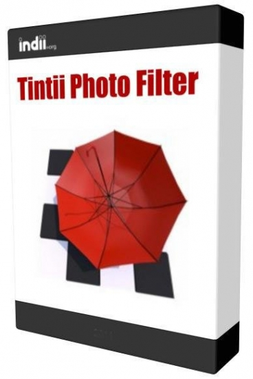 Tintii Photo Filter 2.10.0 for Adobe Photoshop (x86/x64)