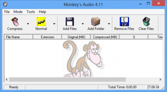 Monkey's Audio 4.23