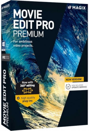 Magix Movie Edit Pro Premium 2019 18.0.1.209 / 2019 Plus 18.0.1.204