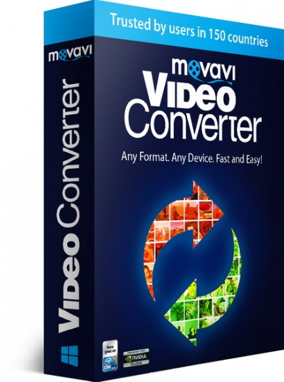 Movavi Video Converter 19.0.1 RePack (& Portable)