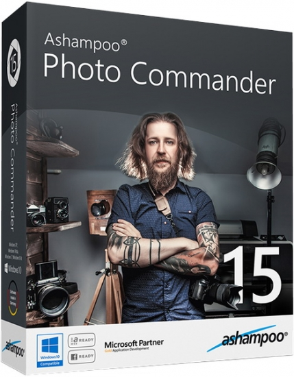 Ashampoo Photo Commander 16.0.4 + Repack
