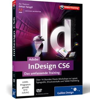 Adobe Indesign CS6 Türkcə Video Dərsləri