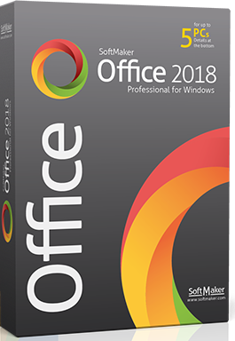 SoftMaker Office Professional 2018 rev. 938.1002 + Repack