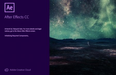 Adobe After Effects CC 2019 v16.0.0.235 + Repack