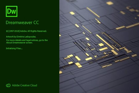 Adobe Dreamweaver CC 2019 v19.0 Build 11193 + Repack