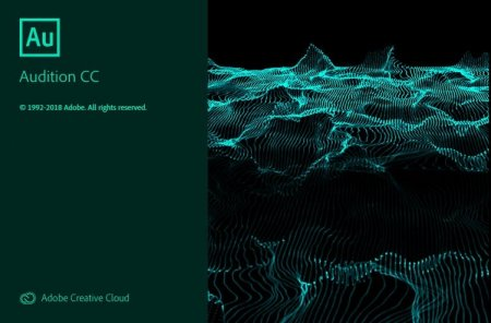 Adobe Audition CC 2019 v12.0.0.241 + Repack