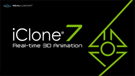 iClone Pro 7.3.2205.1+ Resource Pack