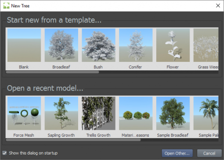 SpeedTree Modeler 8.1.5 Cinema Edition / 8.1.4b4 for UE4
