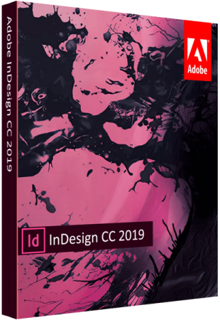 Adobe InDesign CC 2019 14.0.0.130 + RePack(x86 +x64)