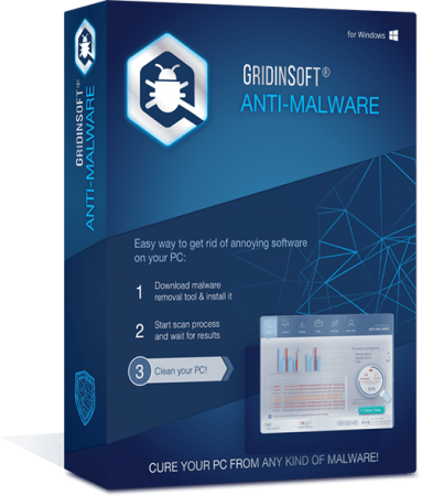 GridinSoft Anti Malware 4.0.1 RePack \ Trojan Killer