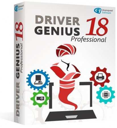 Driver Genius Professional 18.0.0.171 Portable