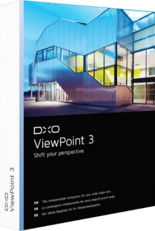DxO ViewPoint 3.1.8 Build 271