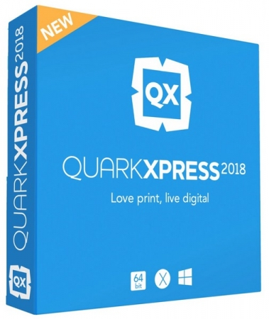 QuarkXPress 2018 v14.2