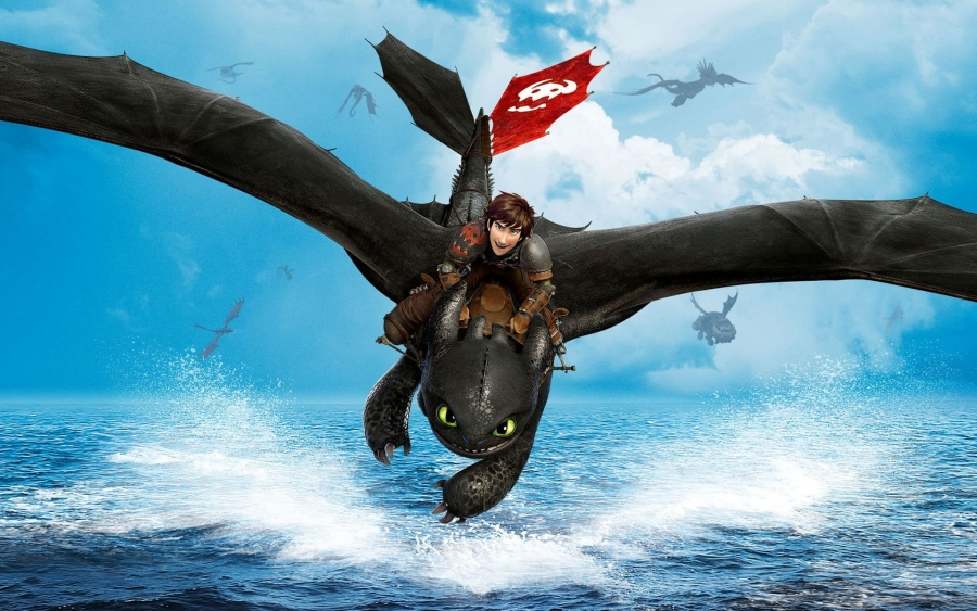 How to Train Your Dragon: The Hidden World animasiya filminin ilk traileri
