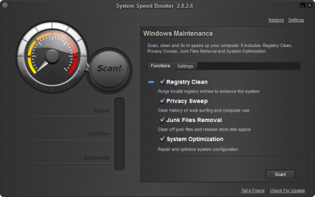 System Speed Booster 2.9.9.6