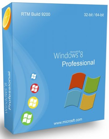 Windows 8 Professional Full Update by Vannza (x86/2013)