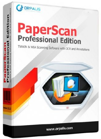 ORPALIS PaperScan Scanner Software 3.0.4